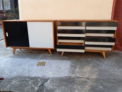 Mid century design sideboard, komód Jiri Jiroutech -től