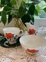 Royal ALbert Bone Cina England Tahiti kávés szettek.