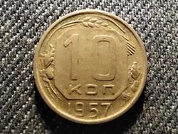 Szovjetunió (1922-1991) 10 Kopek 1957 (id27279)