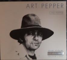 ART PEPPER  : CHILI PEPPER   - JAZZ CD