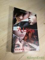 Manon Fargetton: A lista