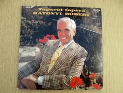 Rátonyi Róbert - Tapsról tapsra (LP)