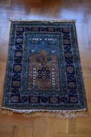 Ritka, Antik kézi csomózású eredeti perzsa szőnyeg!