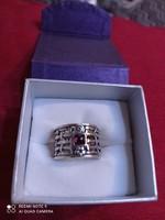 Didae izraeli ezüst gyűrű