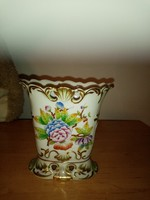 Viktória mintás Herendi barokkos váza