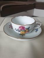 Antik Herendi csésze aljjal 1907