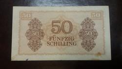 Ausztria 50 Schilling 1944 Vf.