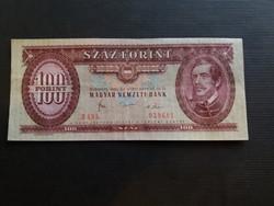100 Forint 1980 Vf.