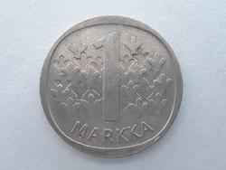 Finnország 1 Márka 1971 - Suomen Tasavalta 1 Markka