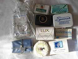 Mini szappan gyűjtemény
