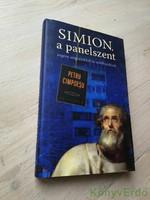 Petru Cimpoesu: Simion, a panelszent / regény angyalokkal és moldvaiakkal