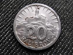 Szlovákia Nyitra 20 heller 1942 (id33349)