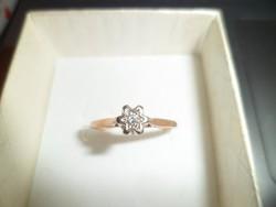 14K arany gyűrű / judaika