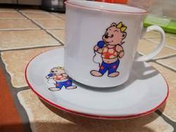 Mackós kávés szett