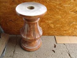Különleges 60cm  Kő Posztamens szobor tartó oszlop Minőségi Fagyálló Műkő