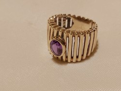 Regi arany gyűrű