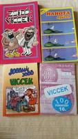 Zsidó  viccek,Jobbnál jobb viccek,Viccel 100 forintért,Hahota nyáron könyvek eladó!