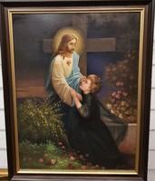 Pintér jelzéssel / Szentkép