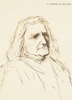 Munkácsy Mihály: Liszt Ferenc