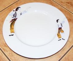 Picasso Porcellana di Bohemia tányér