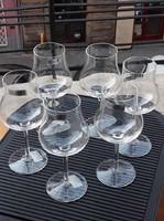 Villeroy & Boch (V&B) márkájú elegáns boros üvegpoharak