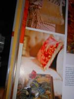 Textilek a lakásban--Eredeti ár: 4990Ft-- Caroline Clifton-Mogg: