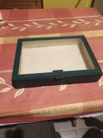 Vitrines ékszertartó doboz