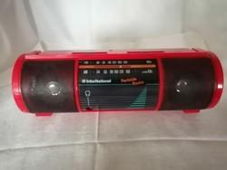Működő retro rádió