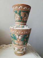 Görög kézműves kerámia váza