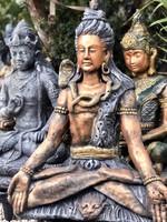 Távol keleti stílusú Buddha (Shiva Szobor )