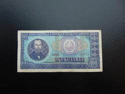 100 lei 1966 Románia  02
