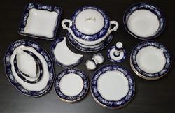 Zsolnay Pompadour II 6 személyes étkészlet 27 darabos
