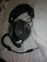 Retro japán tetronic fejhallgató