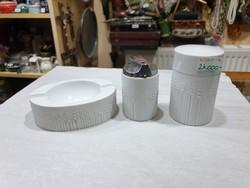 Rosenthal porcelán dohányzó készlet