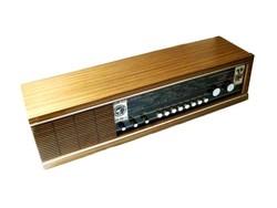 Videoton RA3101 régi rádió a múltból