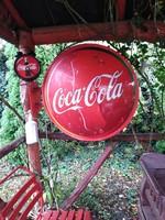 Coca-Cola reklám tábla