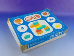 0F613 GABI TRIÁL építőjáték III. lego játék