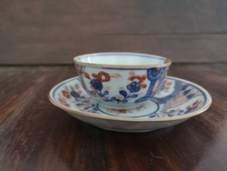 18.századi kínai imari kangxi csésze/ 18th c. Imari Kangxi Cup