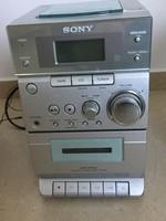 Sony Hi-FI hang fallal + távirányító