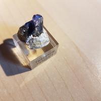 Tanzanit kő
