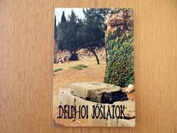 Delphoi jóslatok (újszerű)