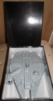 Star Wars: Millennium Falcon Niue 2011 1 uncia ezüst pénzérme 4db-os szett 7500 darab készült