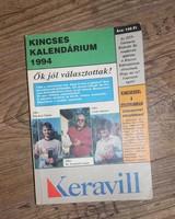 Kincses Kalendárium 1994