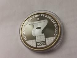 1956 ezüst 5000 Ft 31,46 gramm 0,925 PP Ritka