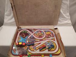 1,-Ft 1984 jun.23. Lemezjáték autópálya dobozában