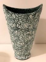 Gorka Géza zöld váza