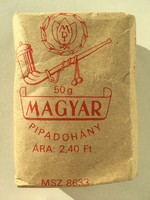 Magyar régi pipadohány