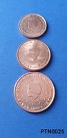 Hollandia 1/2/5 cent (BU) EF