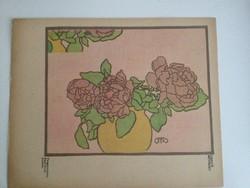 Rippl-Rónai József : Virág