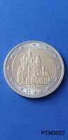Németország Bayern J emlék 2 euro 2012 (BU) VF